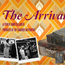 The Arrival a new short film in pre production.