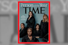 #MeToo Named Time Magazine's Person of the Year