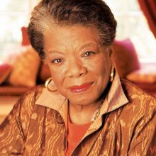 """Life Doesn't Frigten Me at All!"" – Celebrating the Fearless and Phenomenal Maya Angelou"