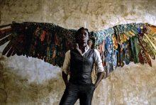 "Laeïla Adjovi Creates a Moving Visual Commentary on African Identity in Her Photographic Series ""Malaika Dotou Sankofa"""